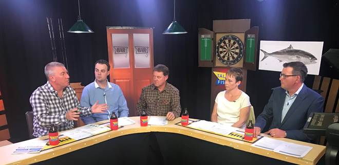 Coalition Fishing Policy discussion to air on Melbourne TV