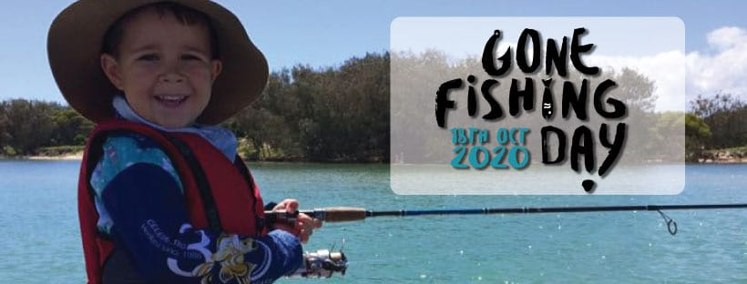 Gone Fishing Day 2020