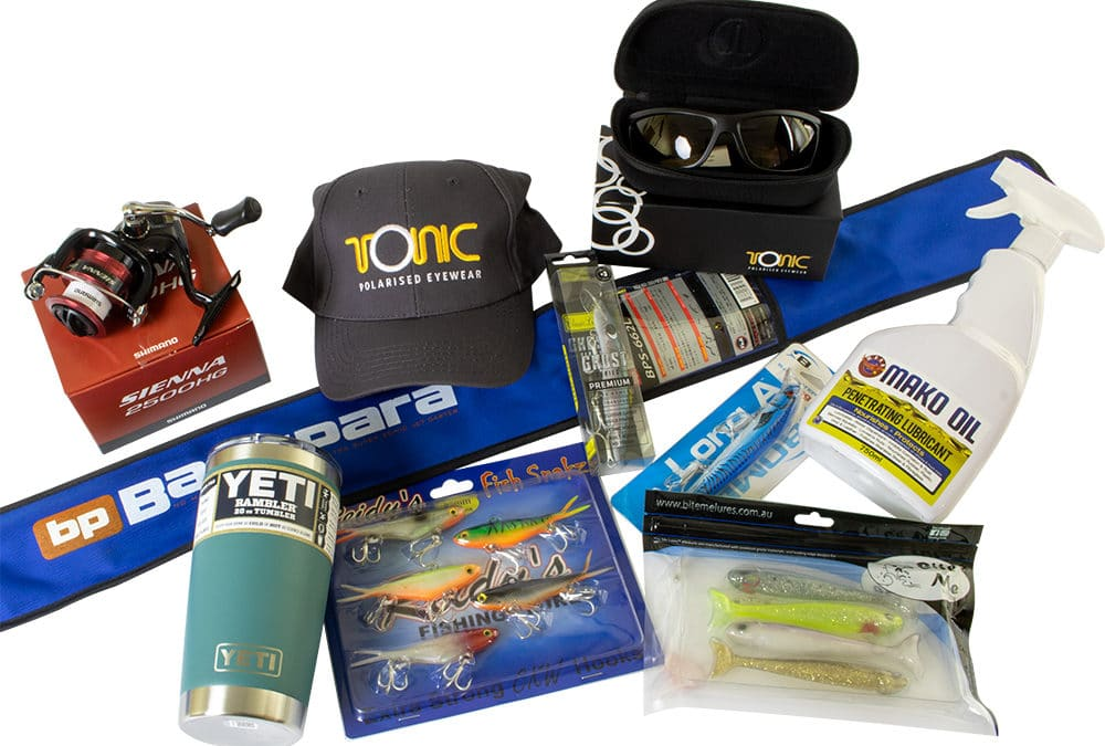 Nat Rec Fishing Survey Extended With Great Prize Packs