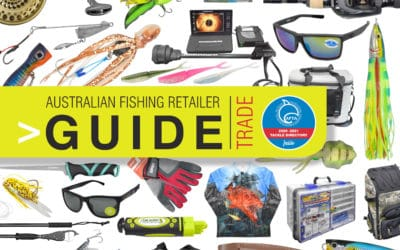Australian Fishing Tackle Retailer Magazine