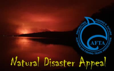 AFTA Fishing Industry Disaster Appeal Update