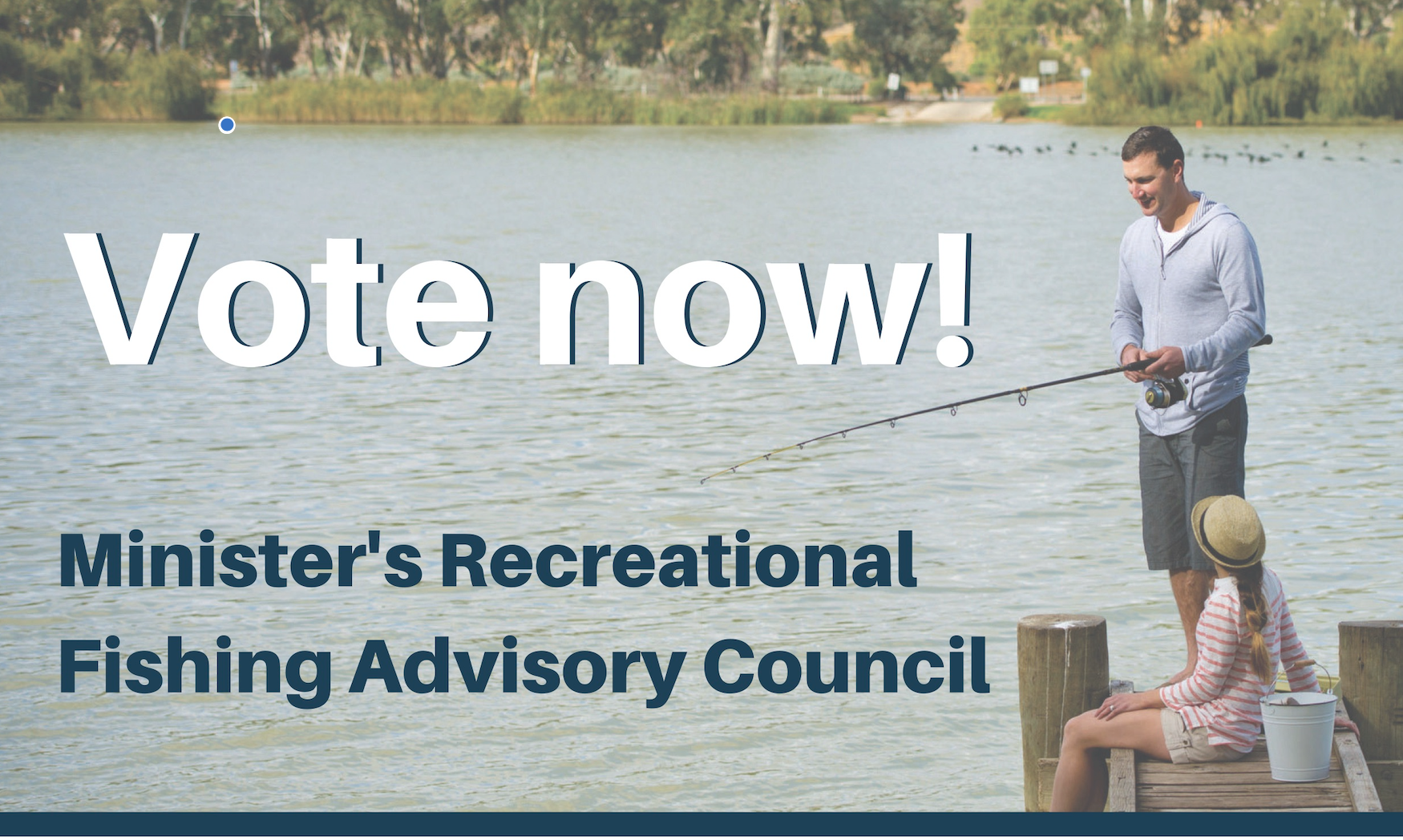 Only 17 days left to Vote for South Australian Recreational Fishing Council
