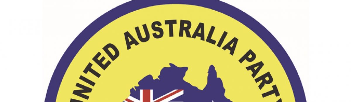 United Australia Party Recreational Fishing Policy