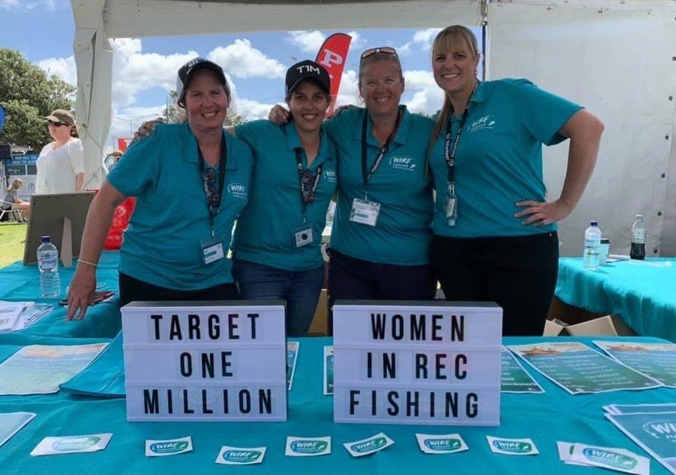 Women in Recreational Fishing Network (WIRF)