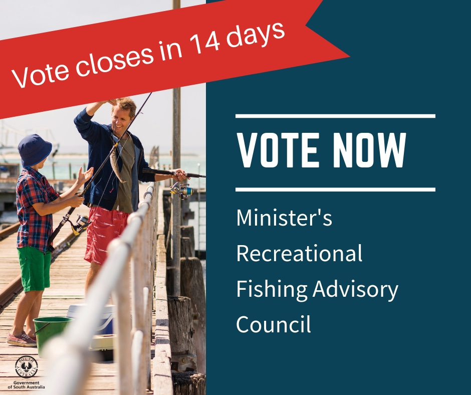 South Australian Vote closes in 14 Days, so please spread the word!!!